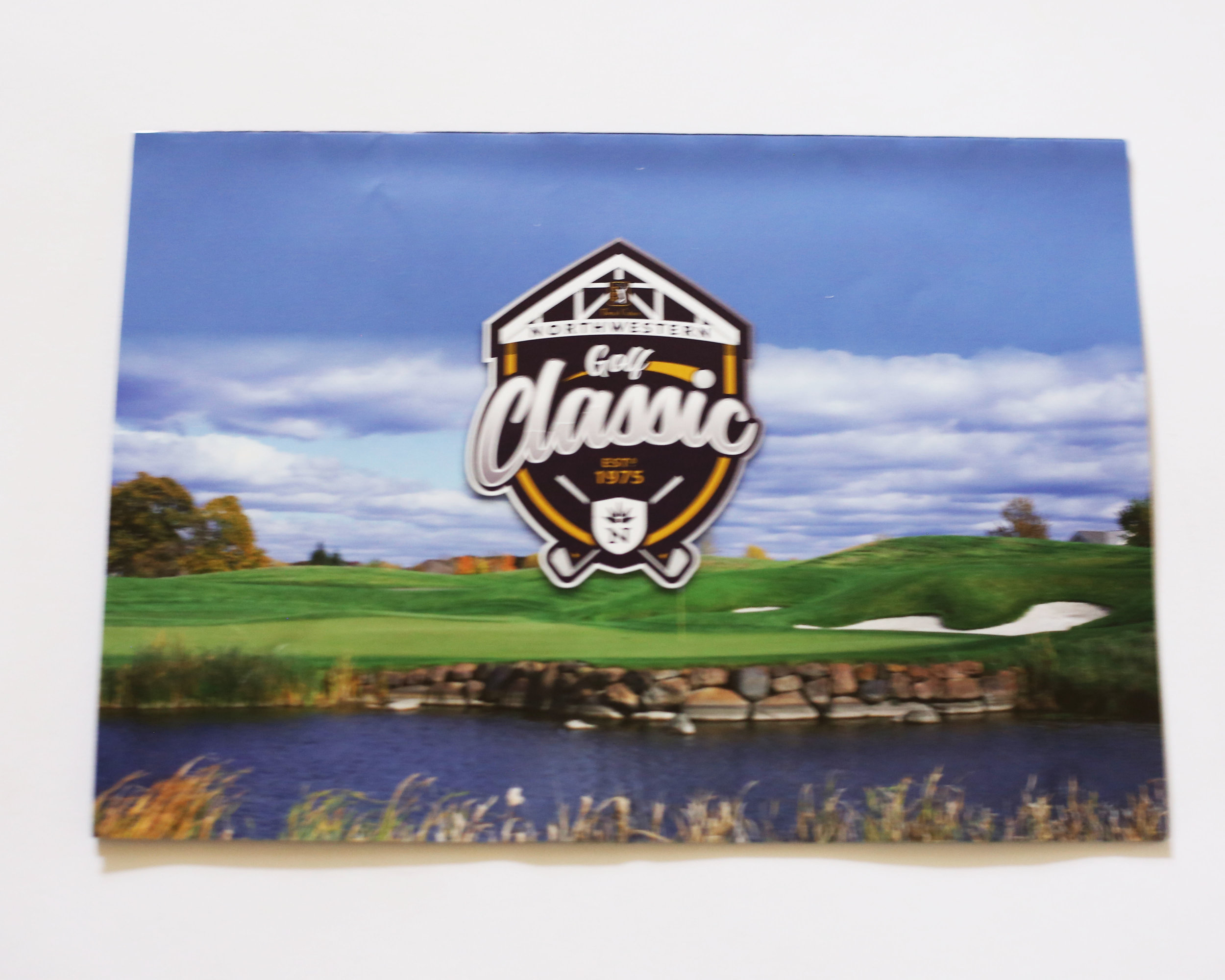 UNW Golf Classic Brochure