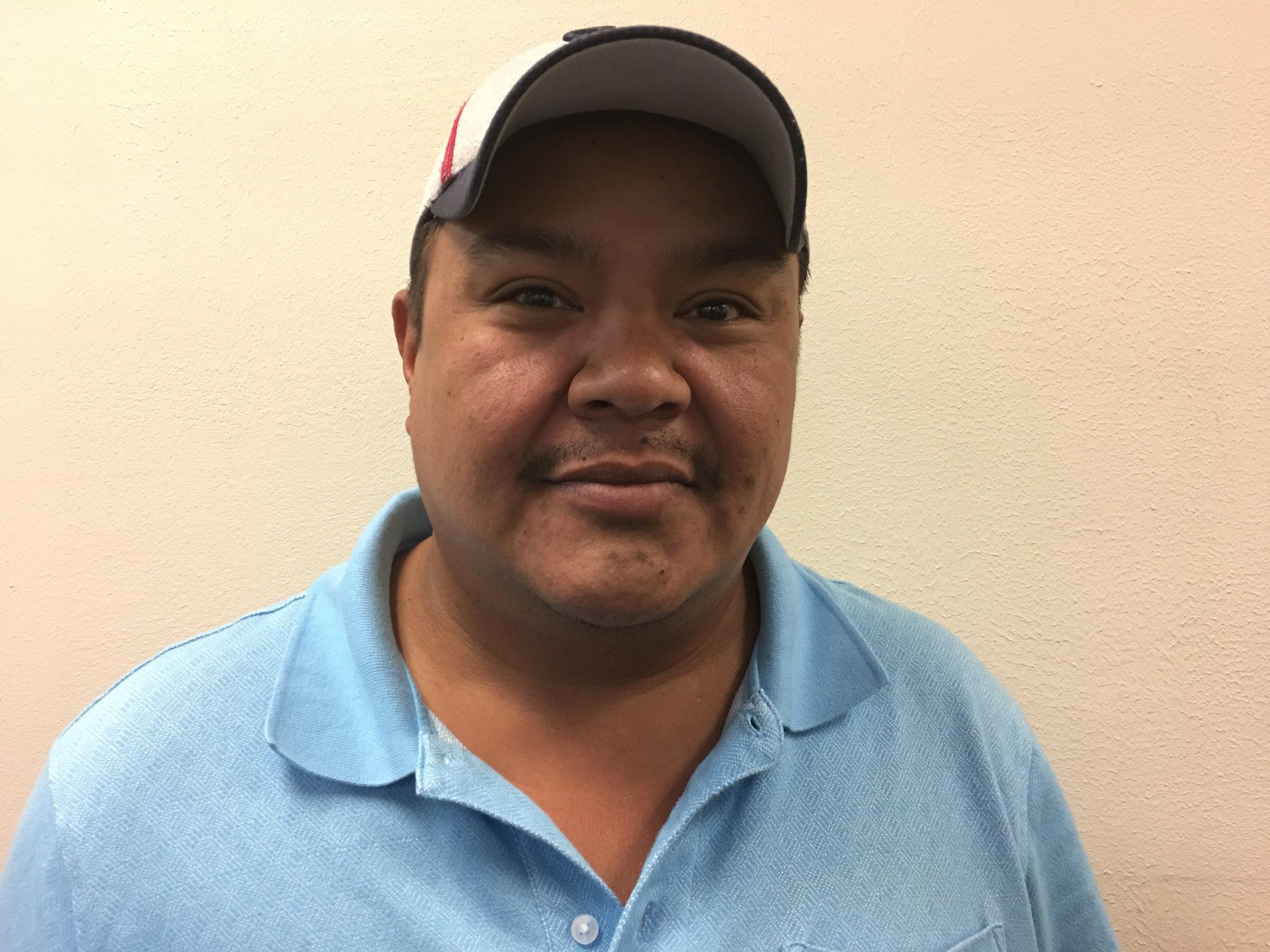 robert juarez: safety Technician