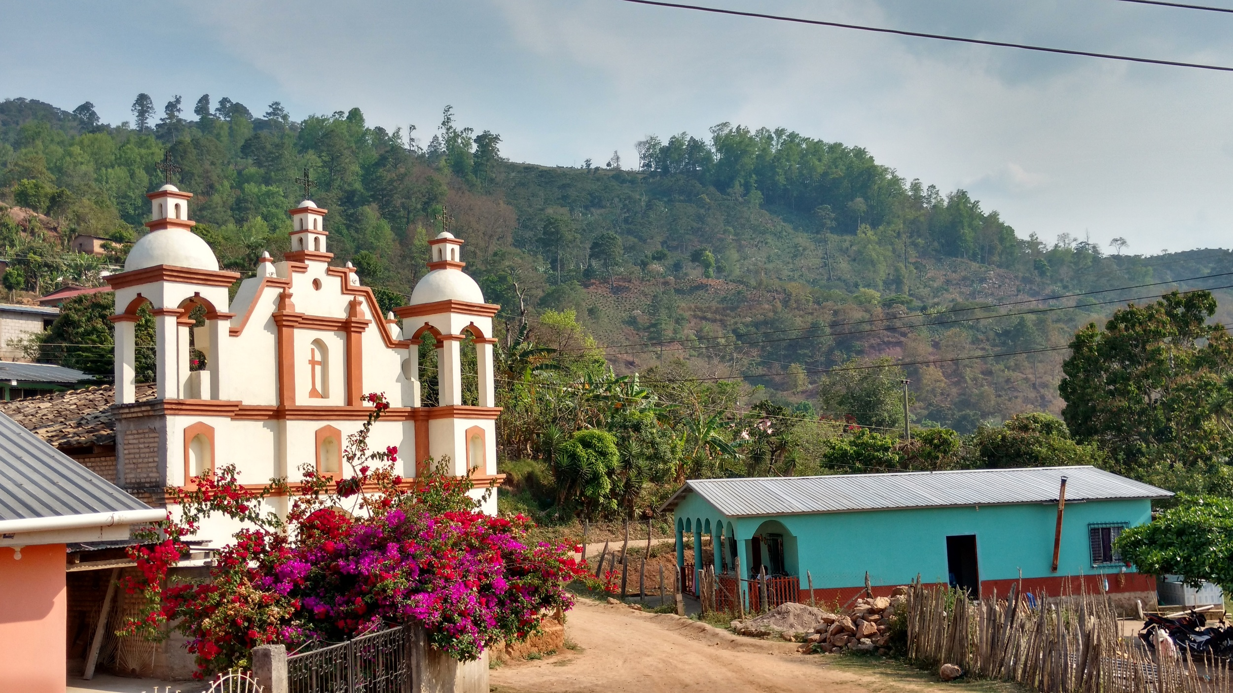 Las Peñas, Honduras