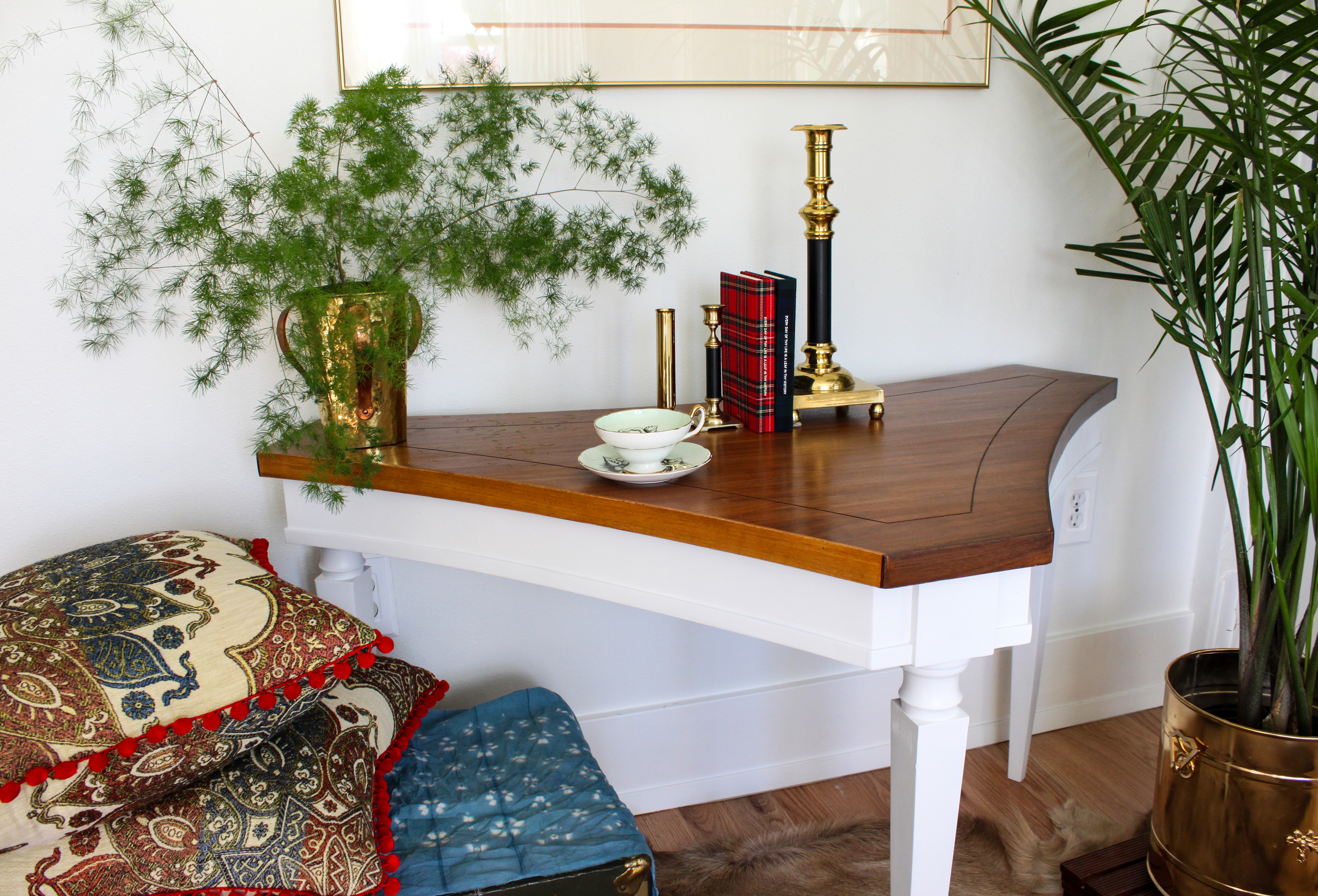 wood white table staged.jpg