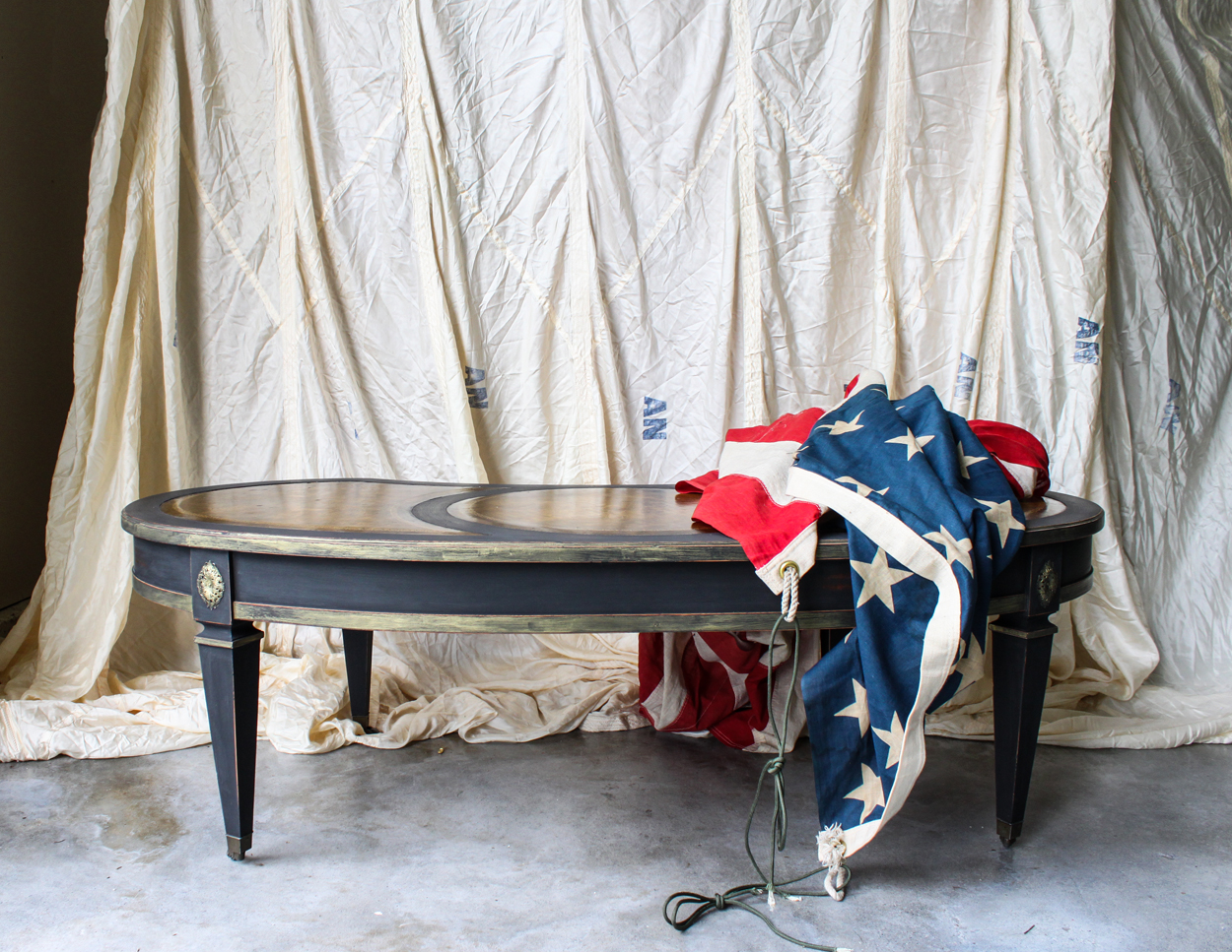 the general coffee table with flag.jpg