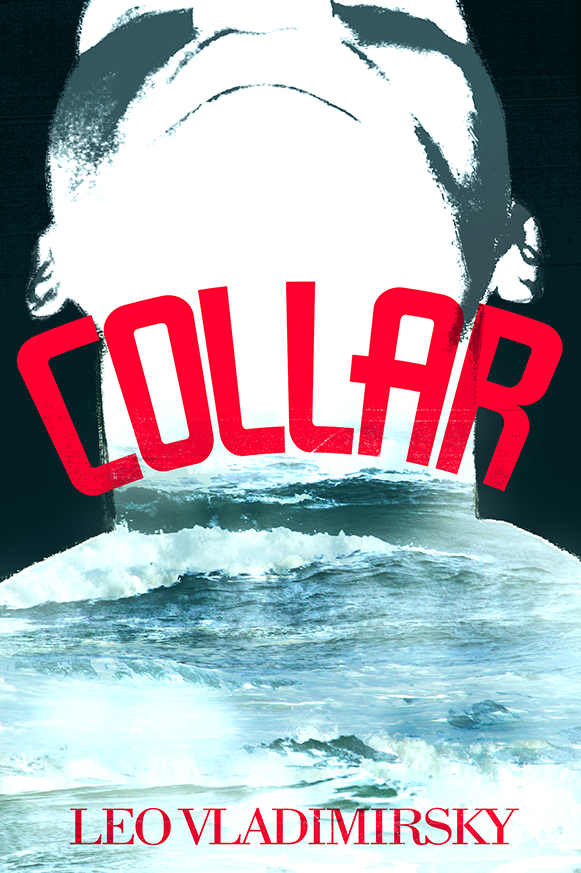 Collar book cover design by Tom Morhous and Remo+Oob, Ltd.
