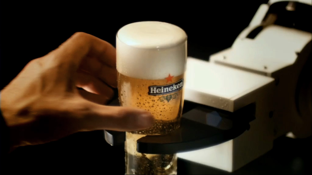 Beertime Stories online content and website for Heineken by Tom Morhous and AKQA