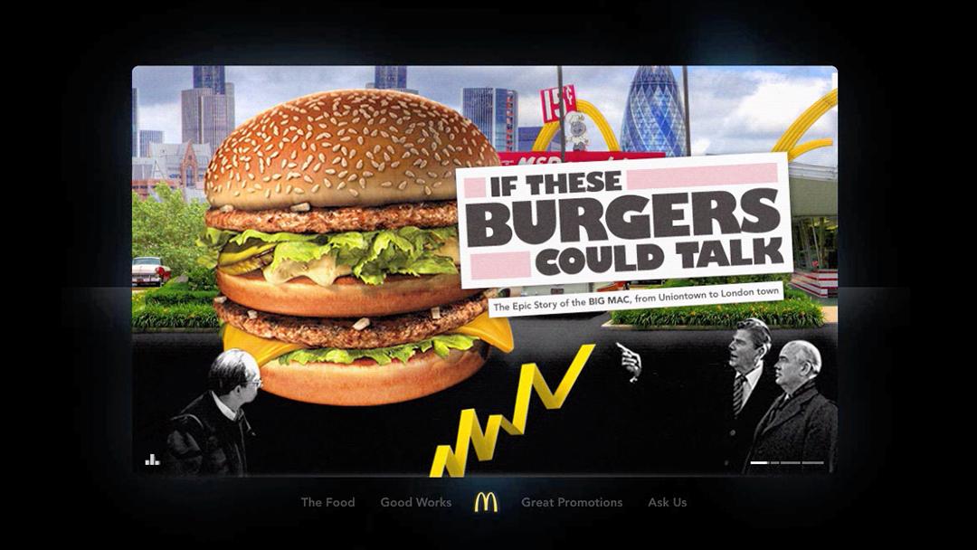U.K. PITCH  McDonald's