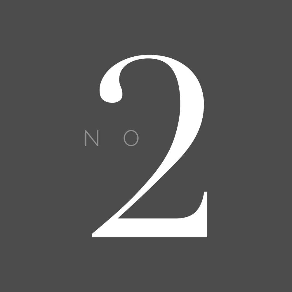 No. 2<strong>Brand</strong>