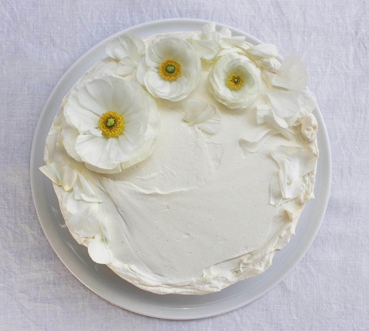 < hazelnut mocha w/ cream cheese frosting >