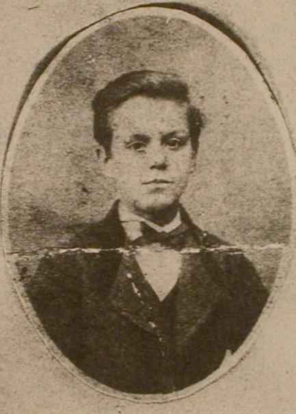 Cadet Miho Baccich. 16 yrs