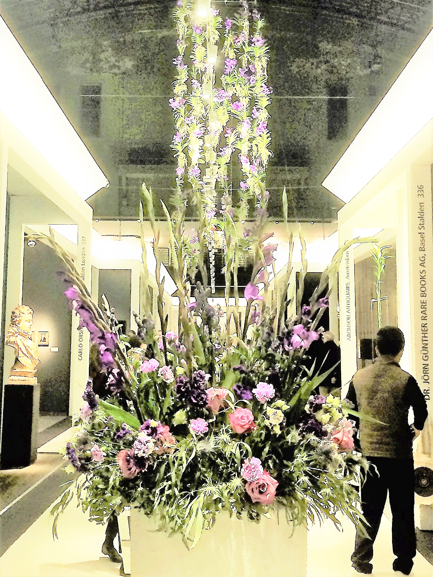 Welcome to TEFAF…
