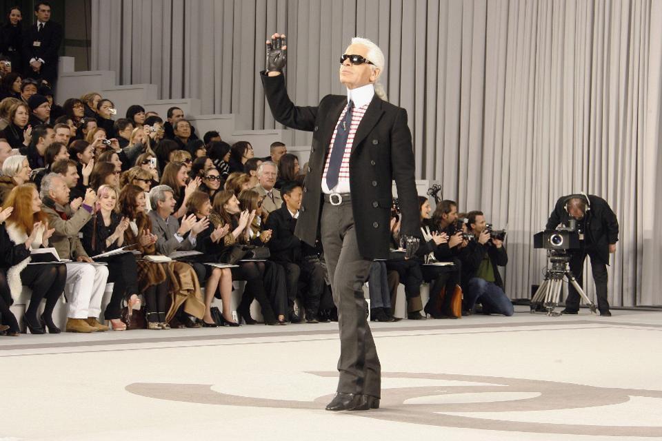Karl Lagerfeld, Genius Extraordinaire