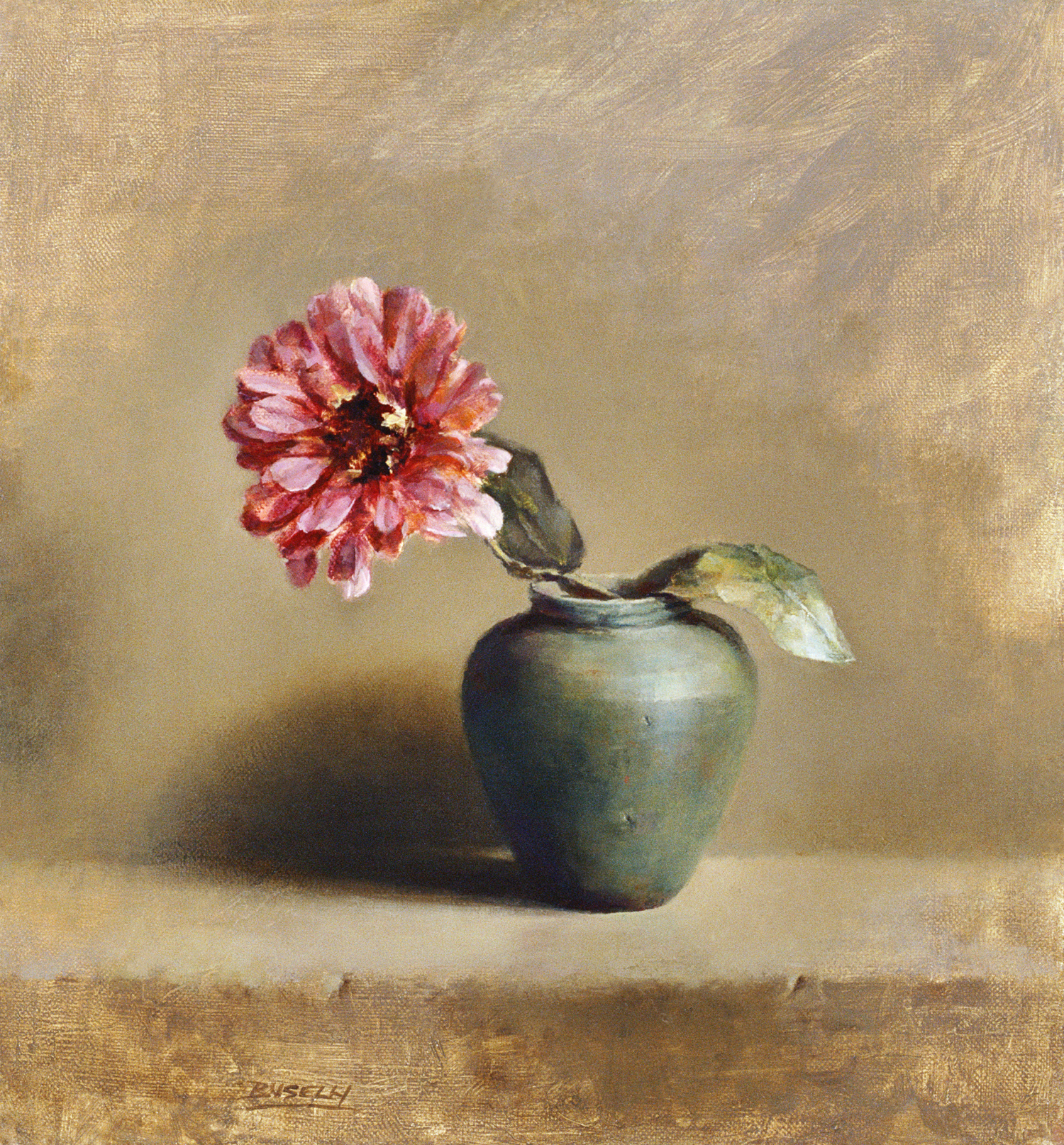 "SIMPLE PLEASURE   FINALIST FOR STILL LIFE CATEGORY | THE ARTIST'S MAGAZINE  oil on linen | 16"" X 15"""