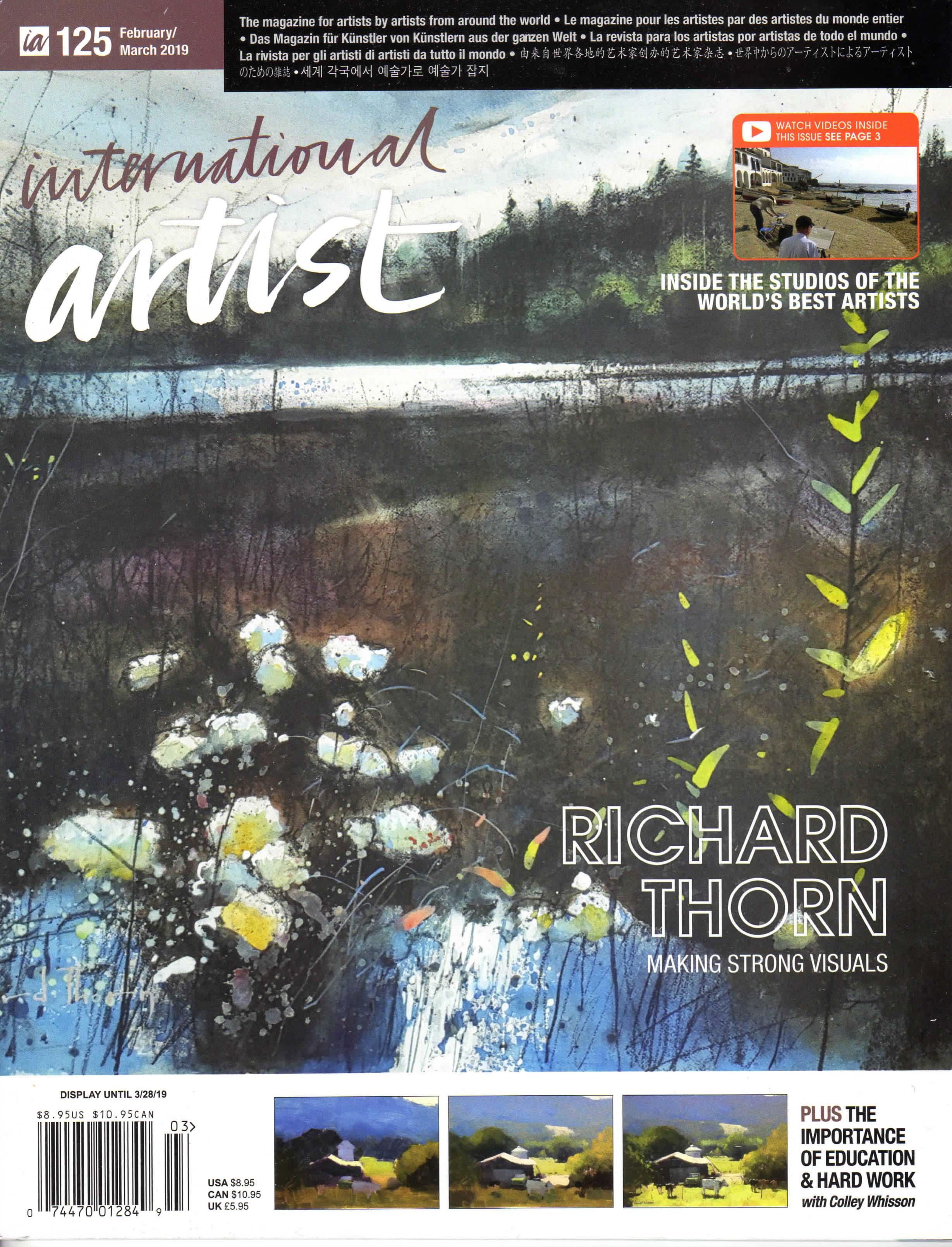 COVER - INTERNATIONAL ARTIST - FLORAL AWARD034.jpg