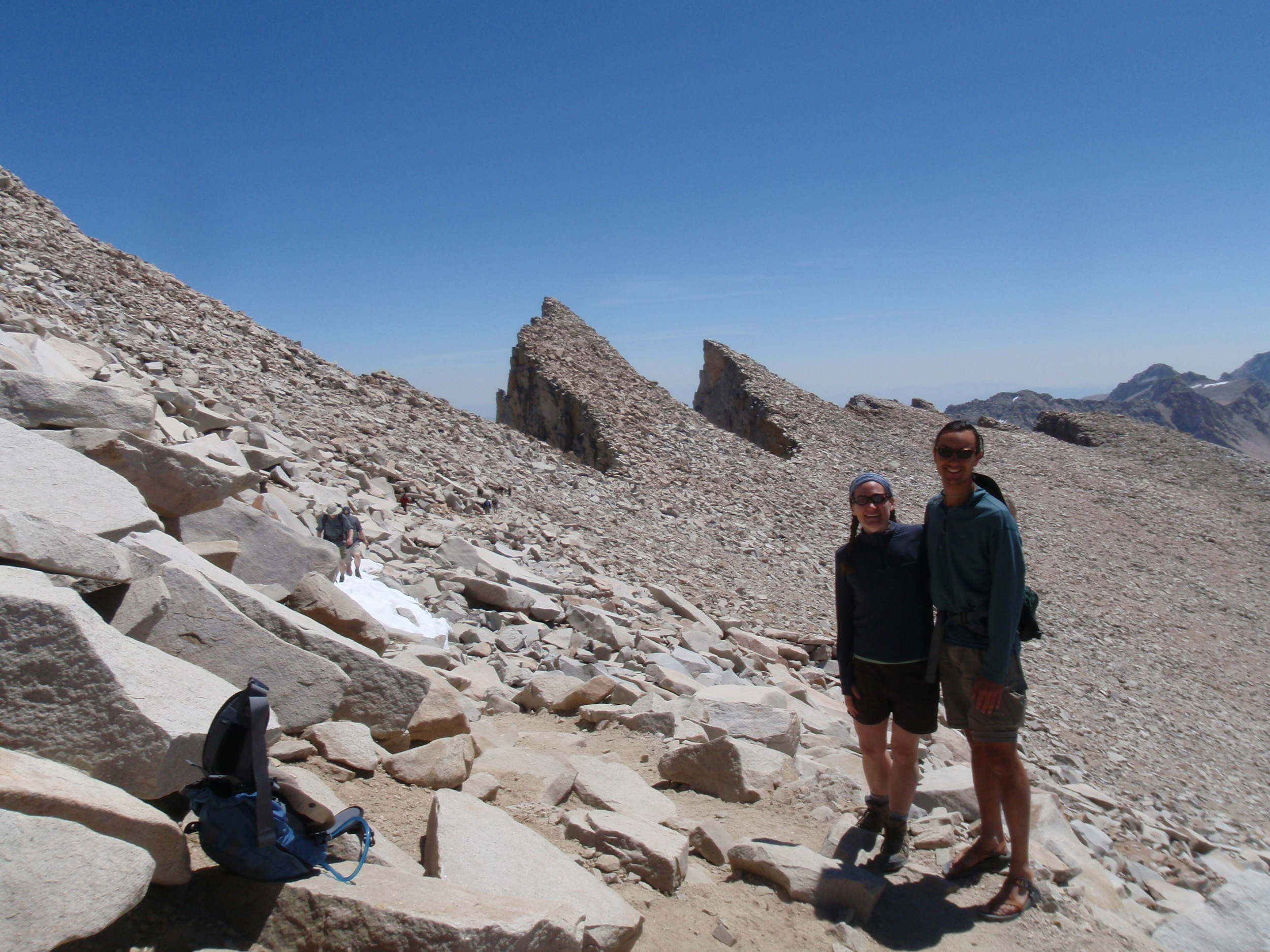 High Sierra Trail + | August 2009