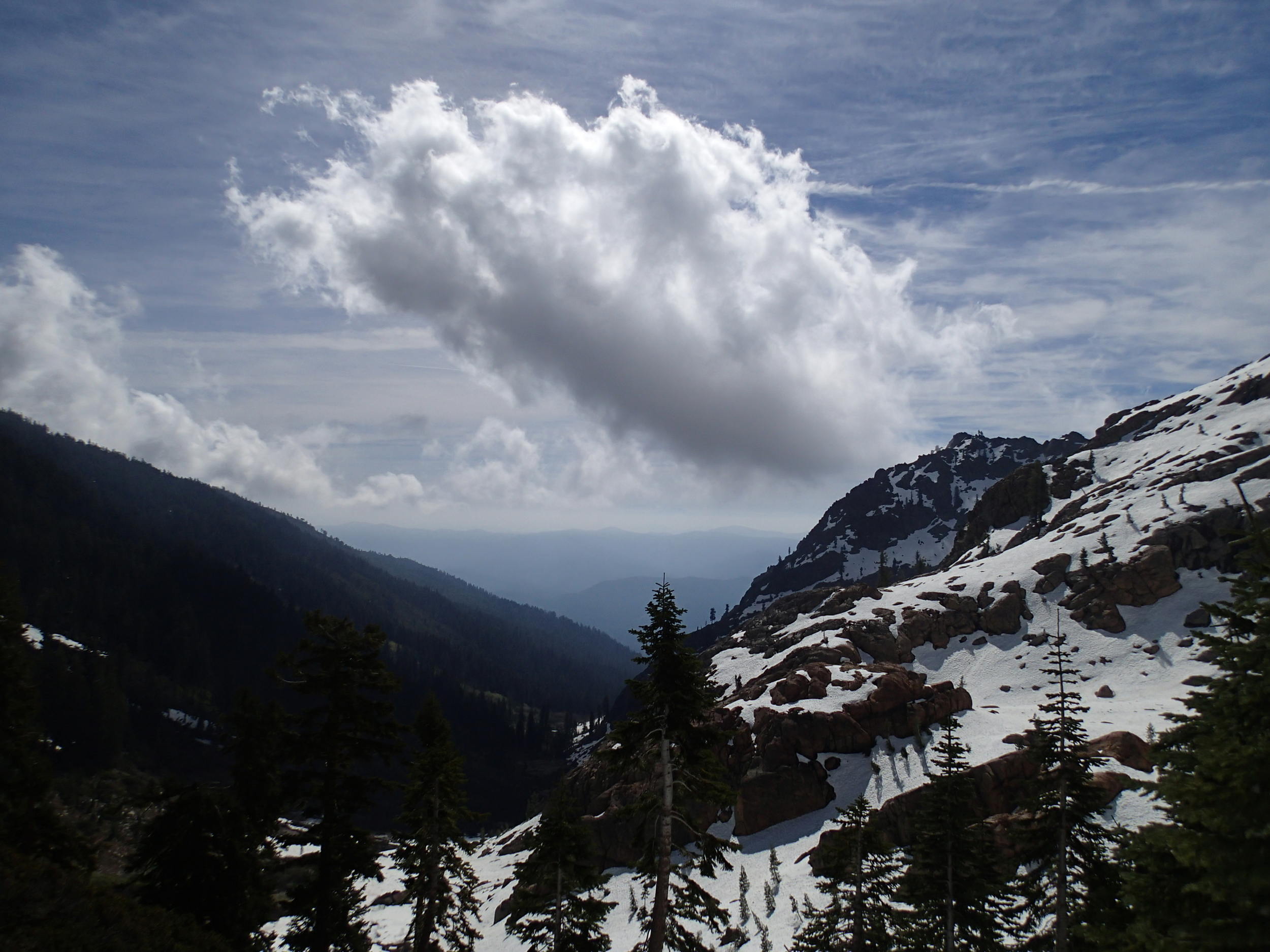 Trinity Alps | Long Canyon | May 2013