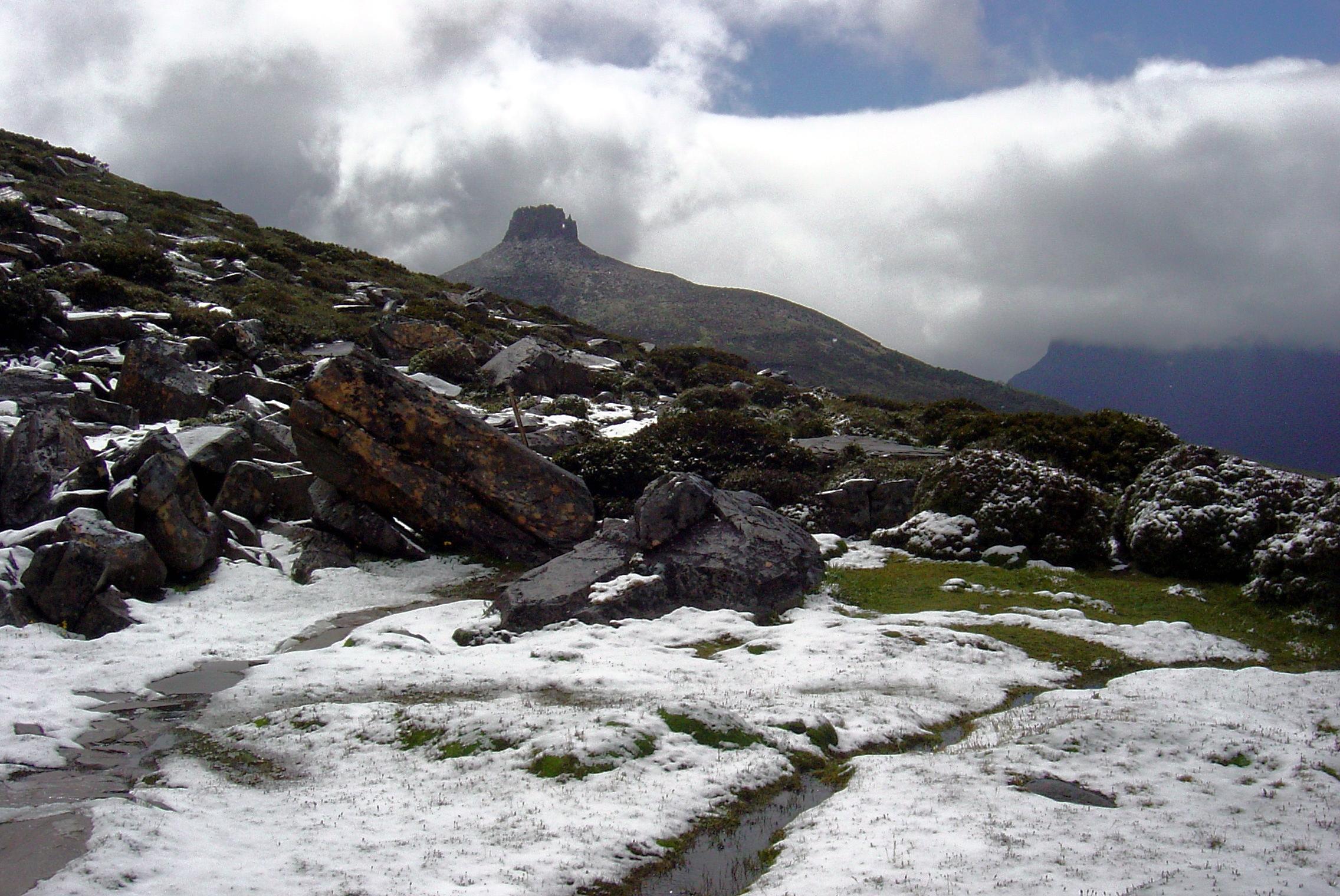 Overland Track (Tasmania) | February 2004