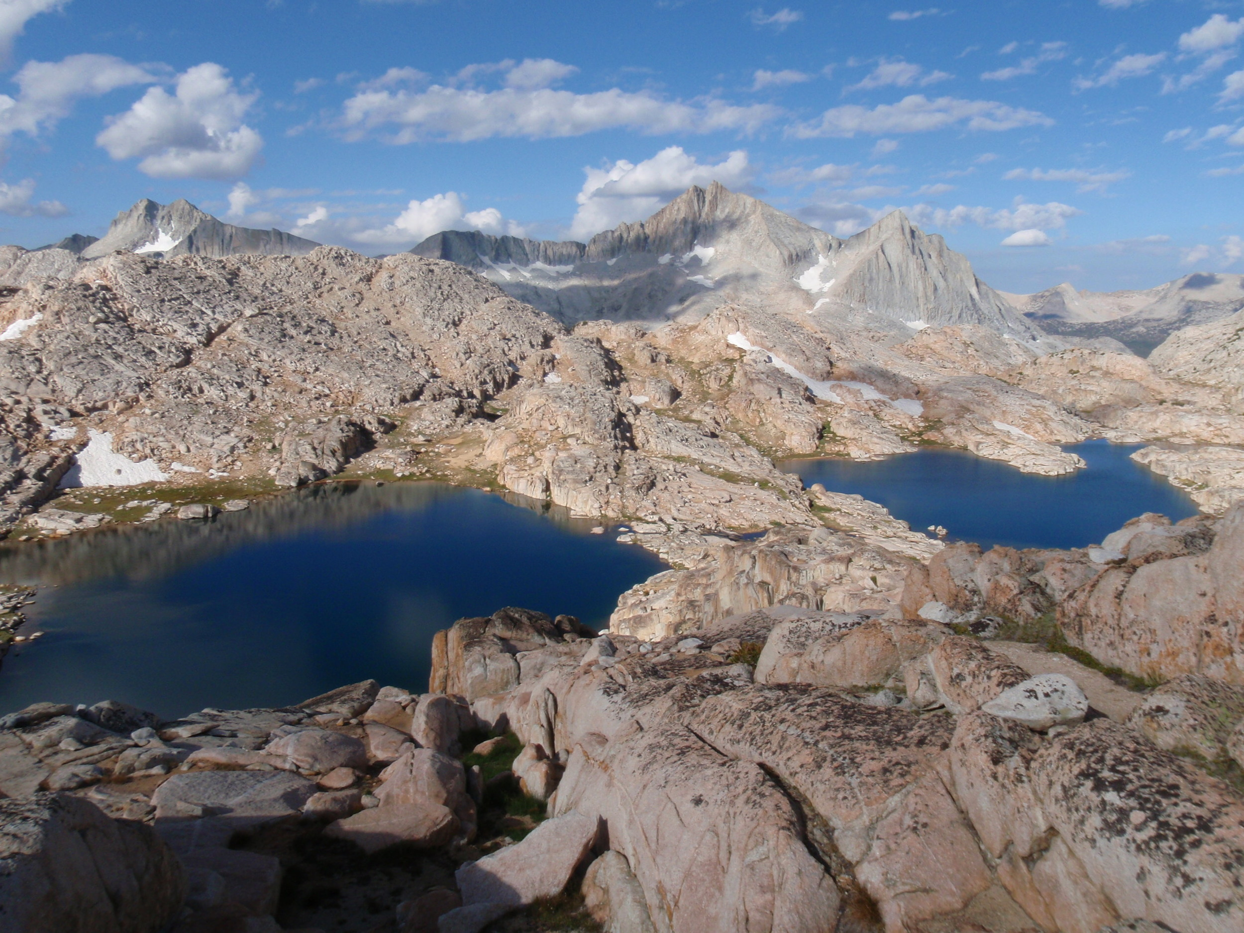 Granite Park | Bear Lakes Basin | July 2012
