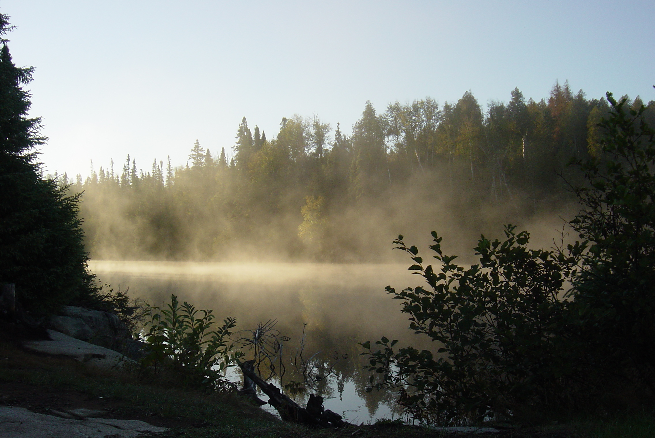 Boundary Waters Canoe (US) | Sept 2005
