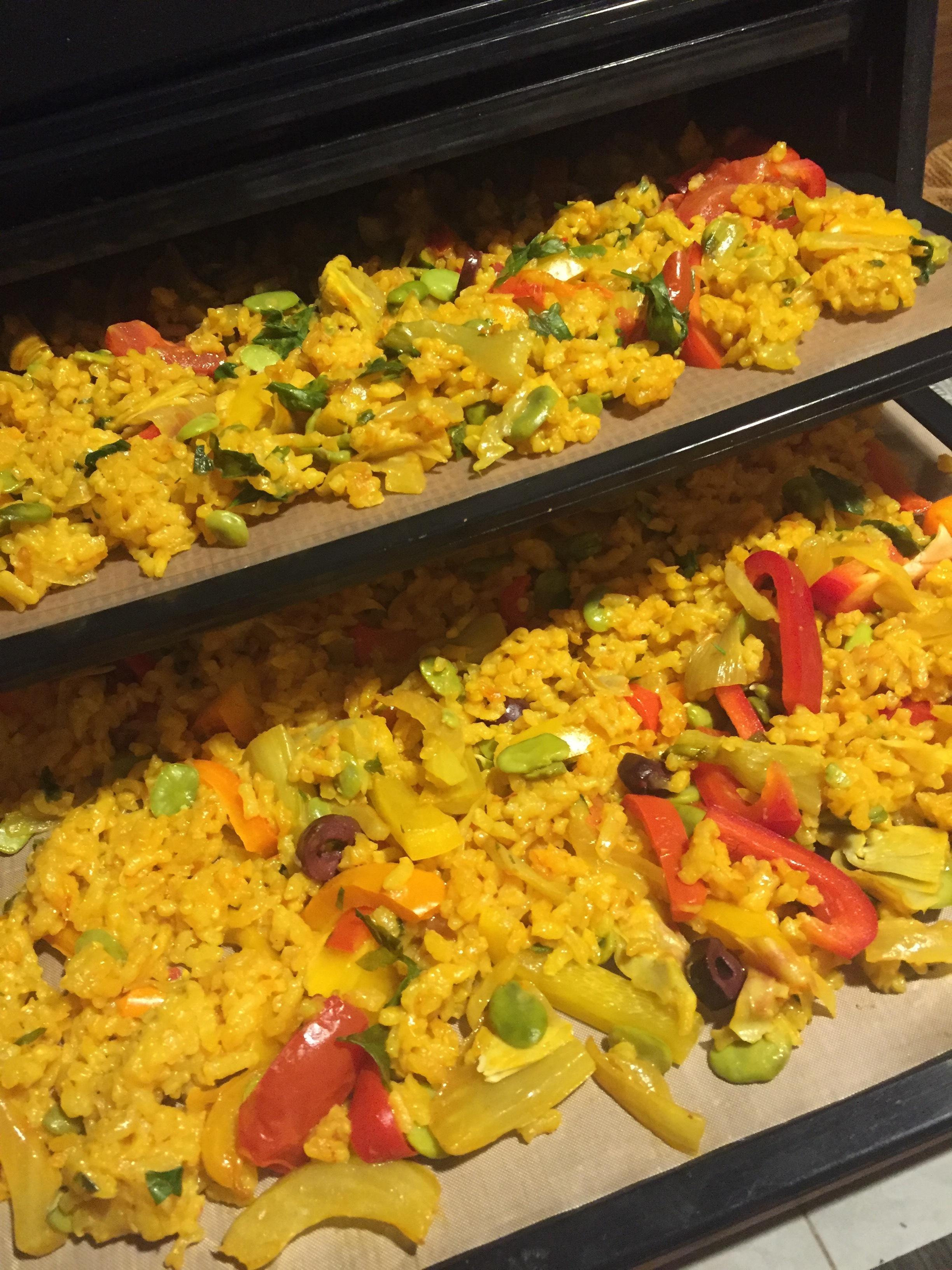 vegetarian-paella