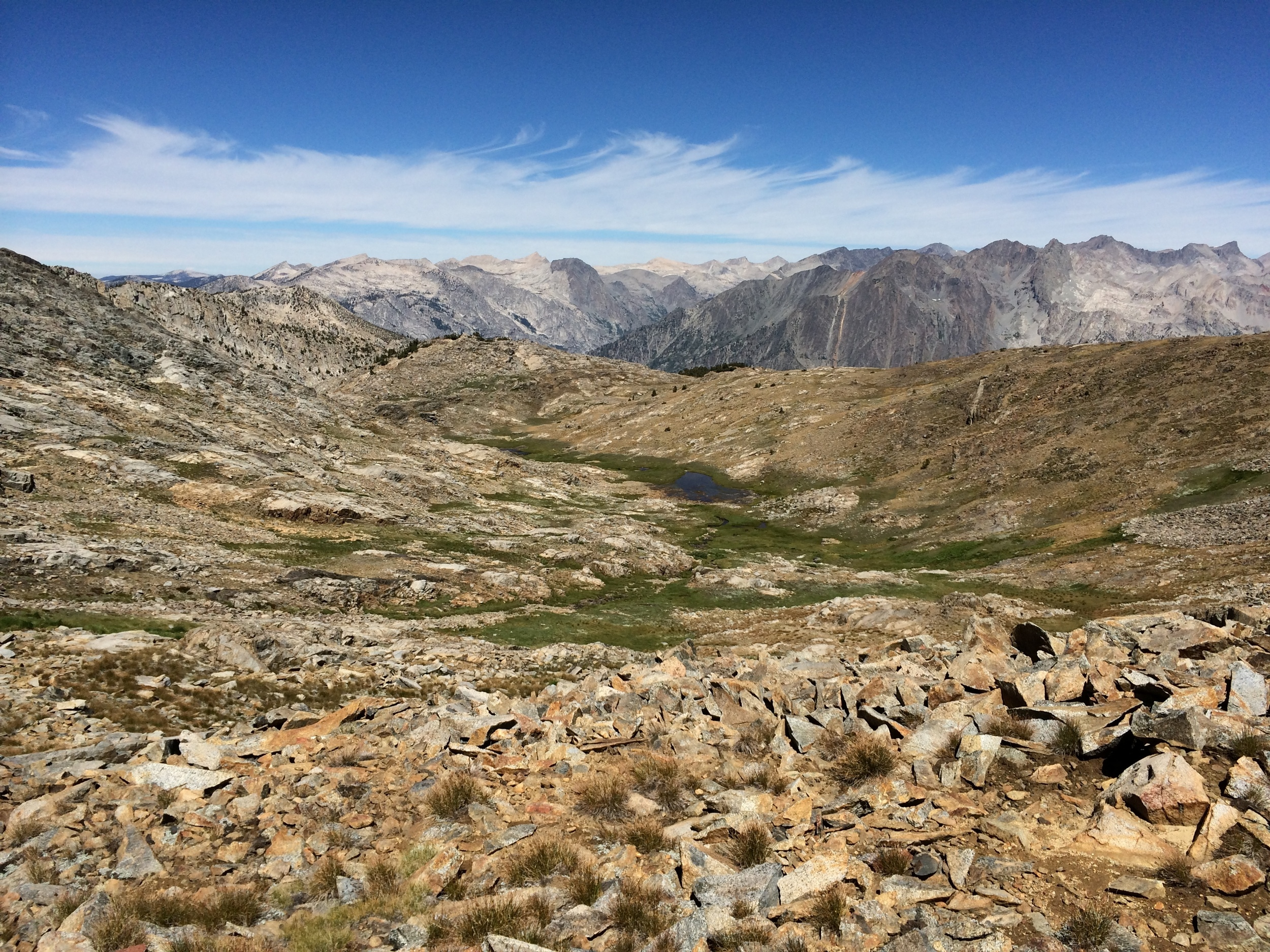 Towards Red Pass