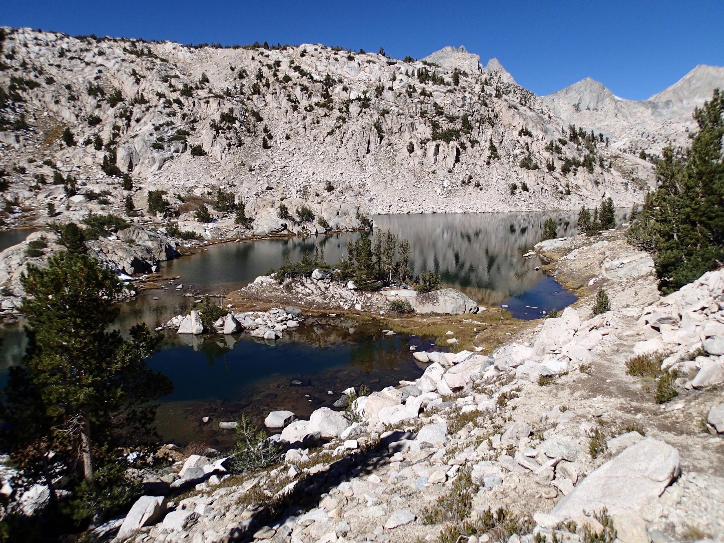Upper 60 Lakes Basin