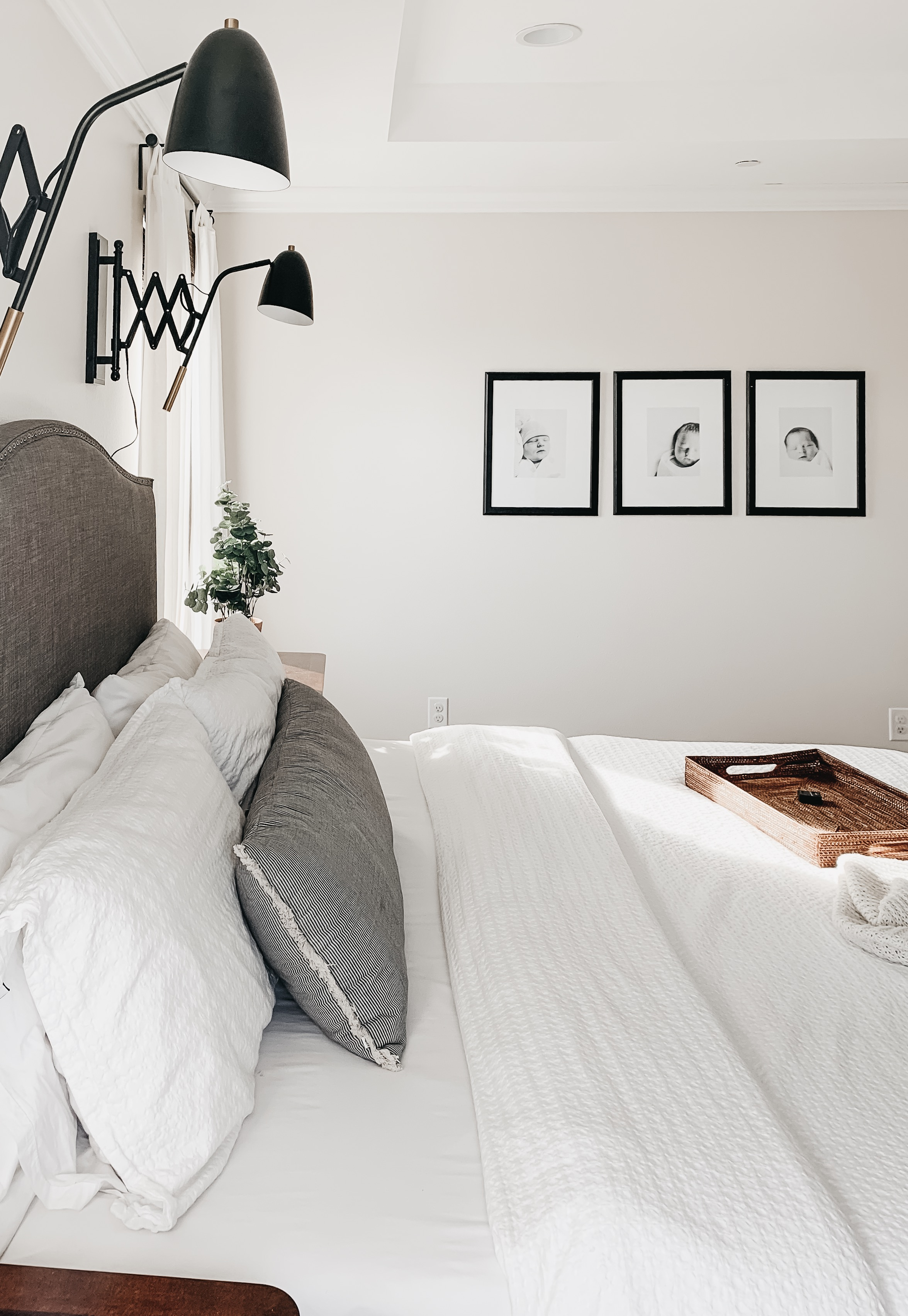 Neutral Masters Bedroom