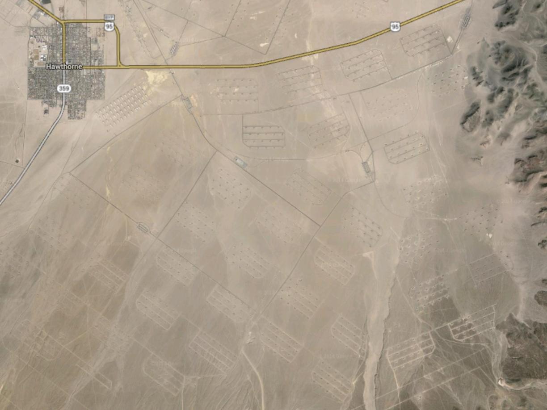 Ammunition Storage from Google Earth