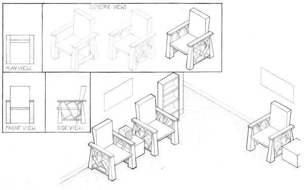 Chair Presentation Sheet