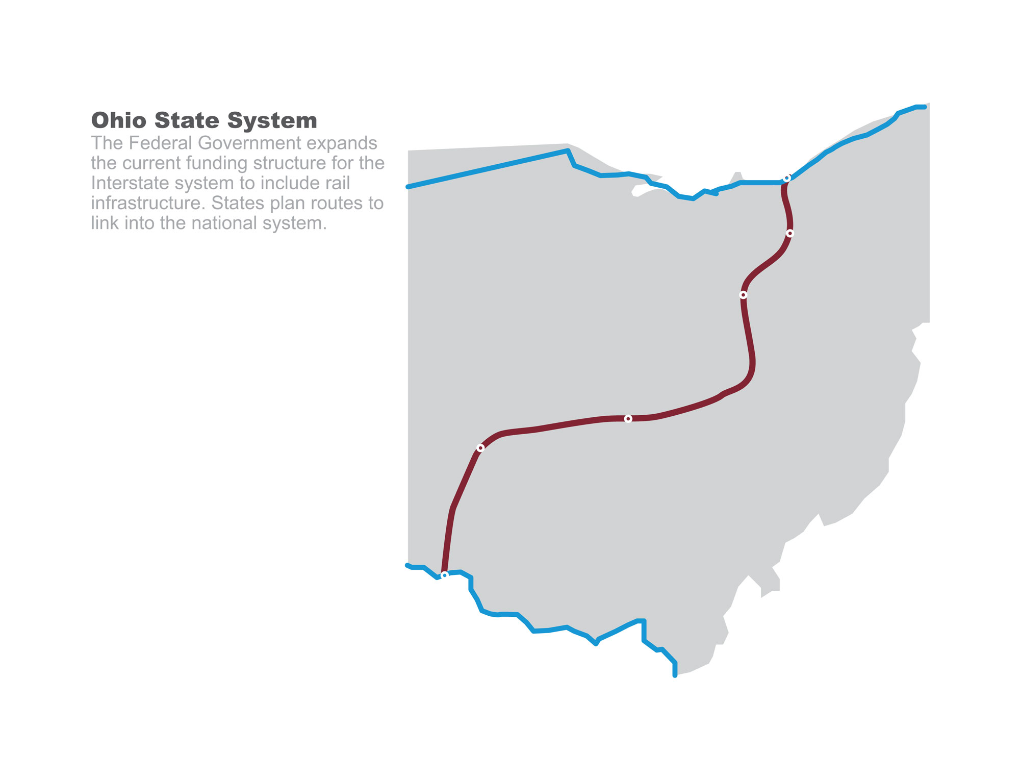 Proposed Ohio Network