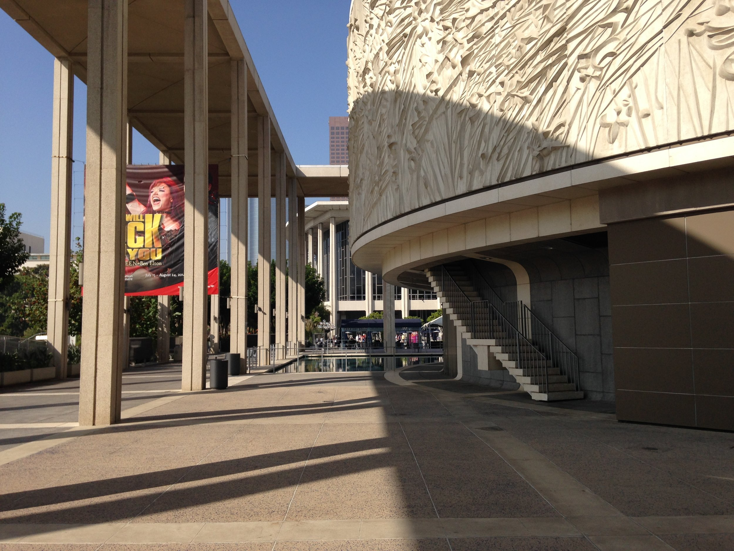 Los Angeles Performing Arts Center