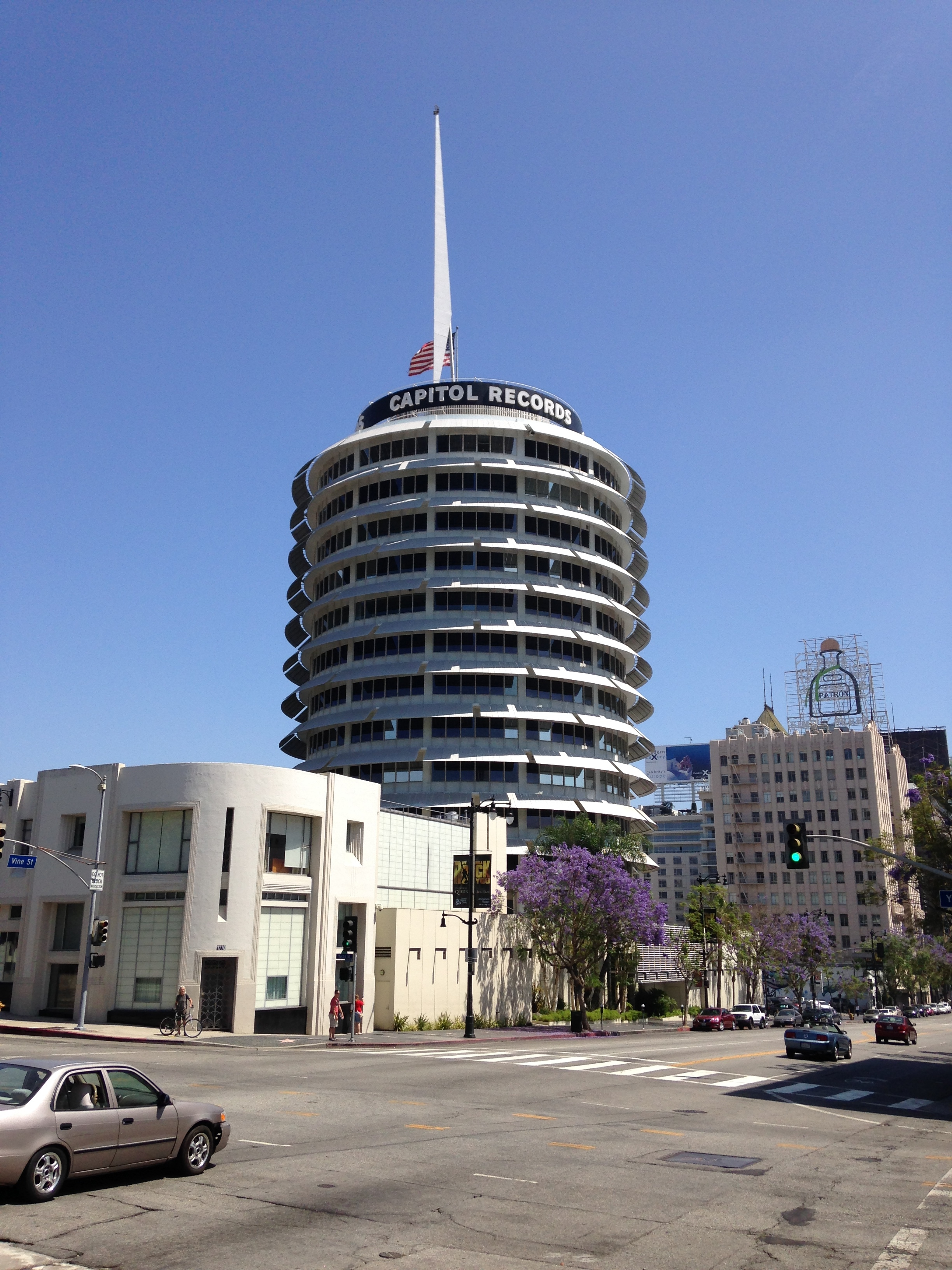 Capitol Records Los Angeles