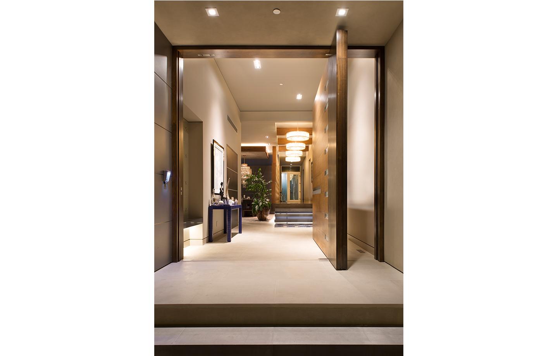 Teresita Residence Interior Hallway