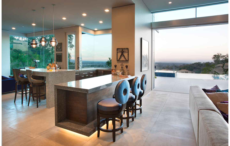 Teresita Residence Interior Kitchen/Dining Room