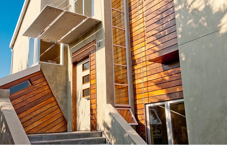 Moana Residence Windows/Wood Paneling