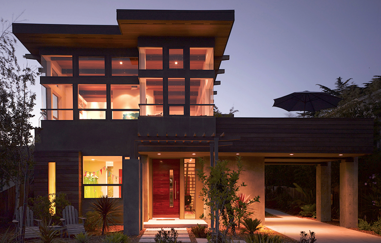 De La Costa Residence - Santa Cruz, CA - Exterior Front