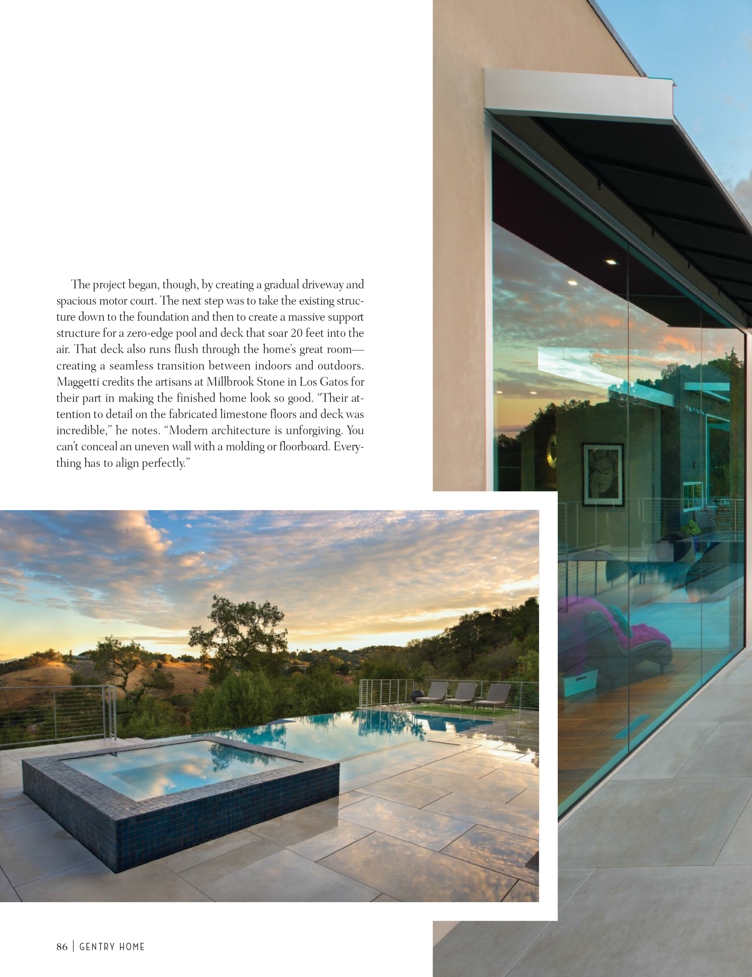 Fuse Architecture Press - Gentry Home Magazine, Teresita Residence