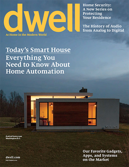 Fuse Architecture Press - Dwell Magazine Smart House