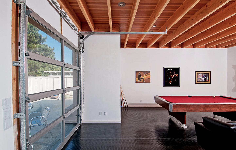 Pinehurst Residence - Aptos, CA - Interior - Game Room