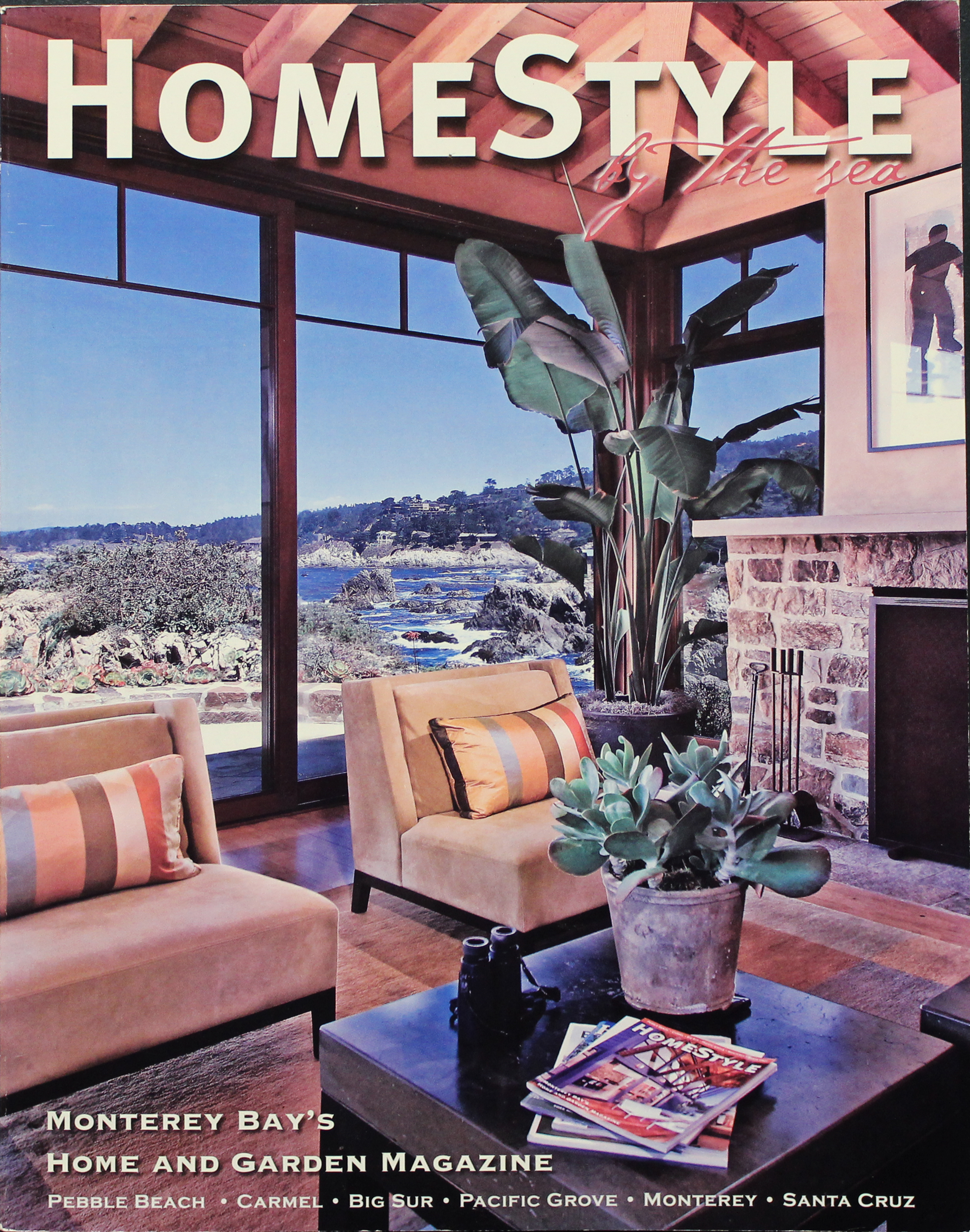 Fuse Architecture Press - HomeStyle By The Sea cover