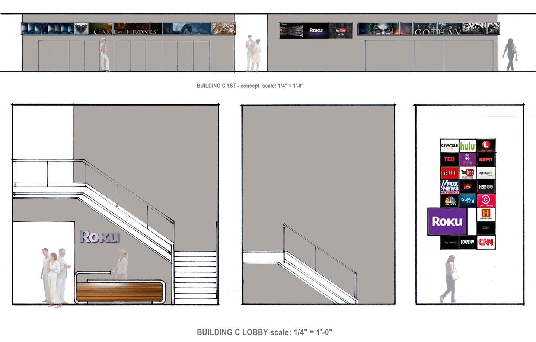 Roku Headquarters - Building C Concept