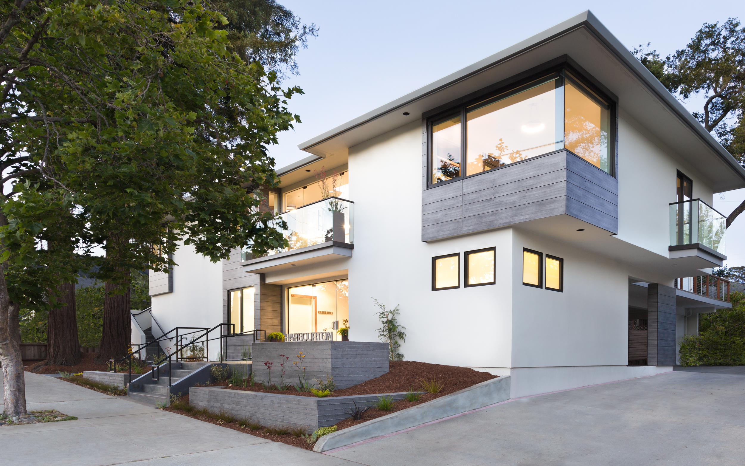 512 Corporate Office - Harbourton Enterprises Exterior Architecture - Capitola ,CA