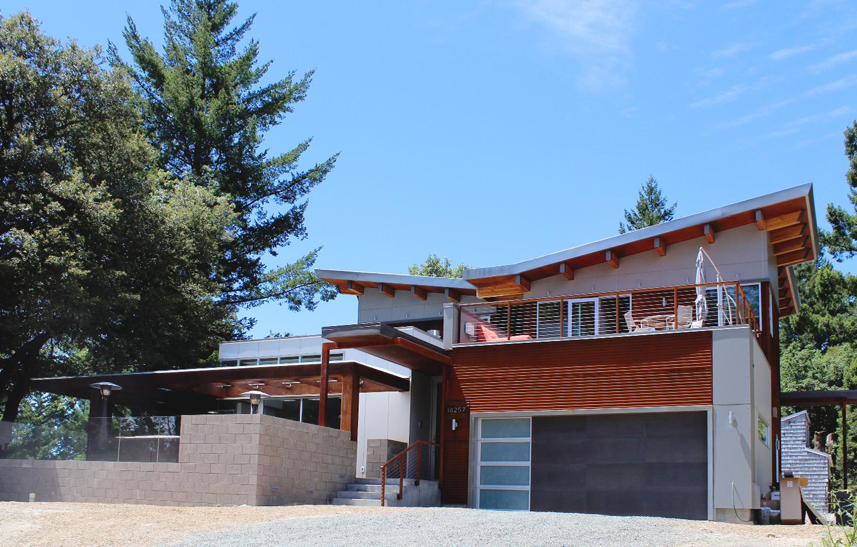 Las Cumbres Residence - Los Gatos, CA - Exterior