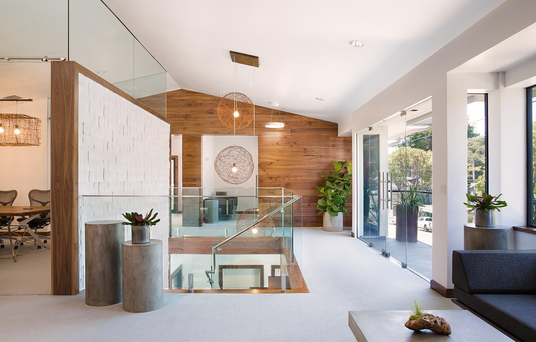 512 Corporate Office - Interior Design - Capitola, CA