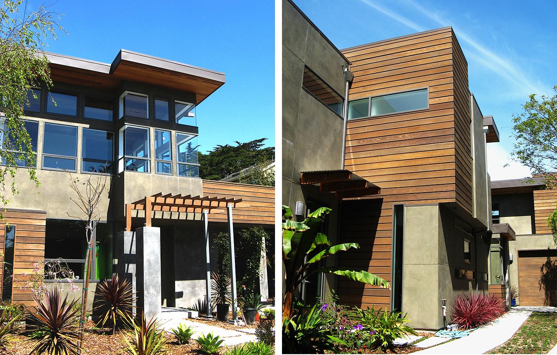 De La Costa Residence - Santa Cruz, CA - Exterior