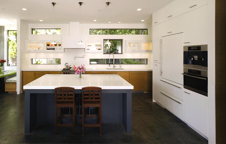 De La Costa Residence - Santa Cruz, CA - Interior - Kitchen