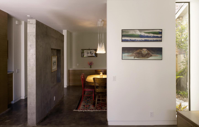De La Costa Residence - Santa Cruz, CA - Interior