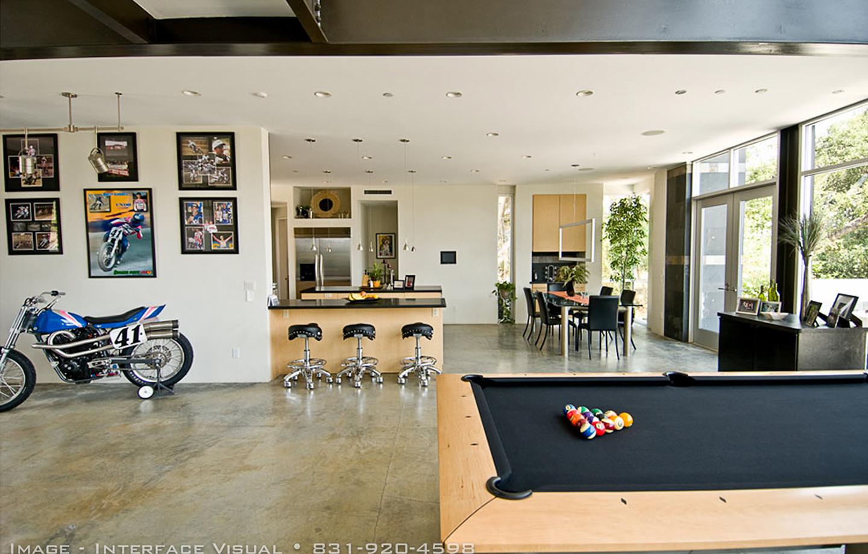 41 House - Los Gatos, CA - Interior