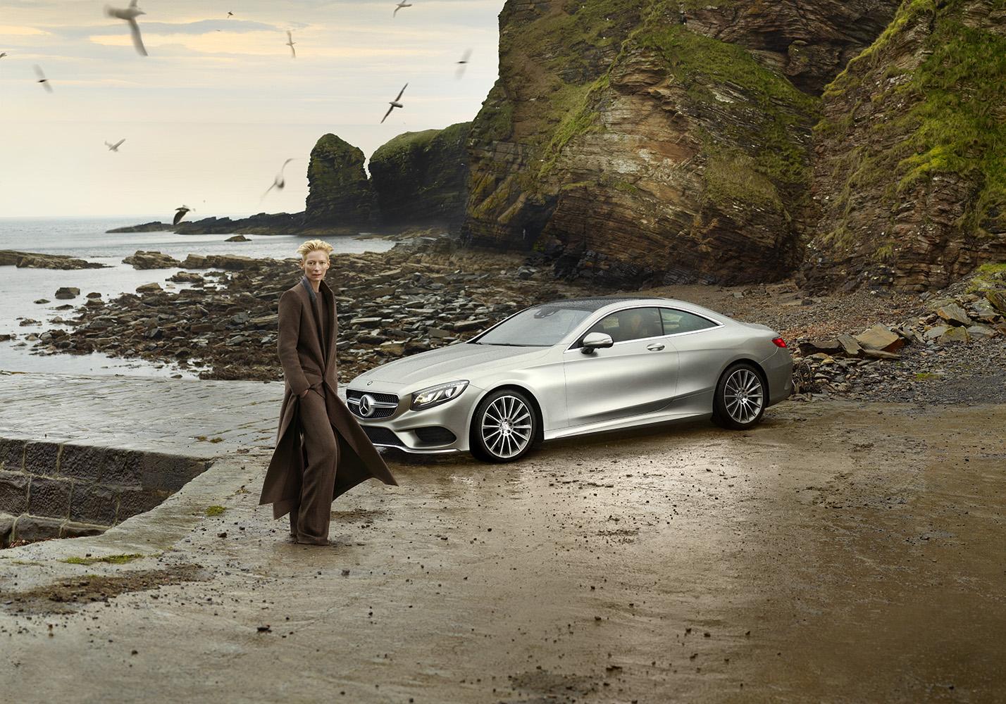 Mercedes SS15 by Roe Ethridge