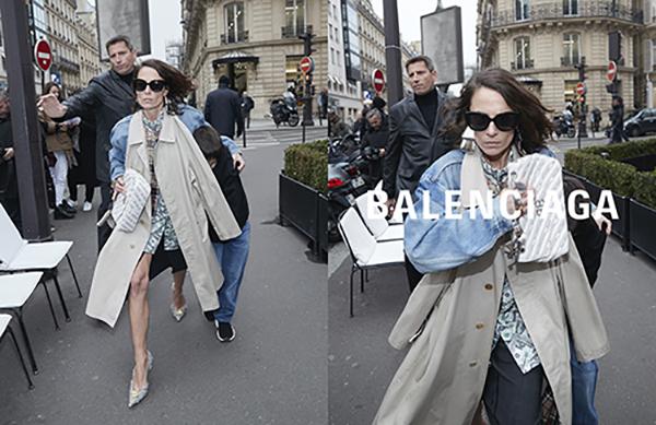 Balenciaga Women SS18 by Agency Bestimage