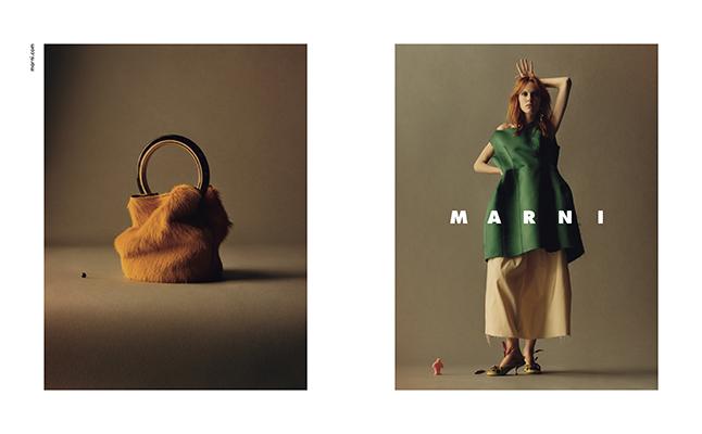 Marni SS18 by Jamie Hawkesworth