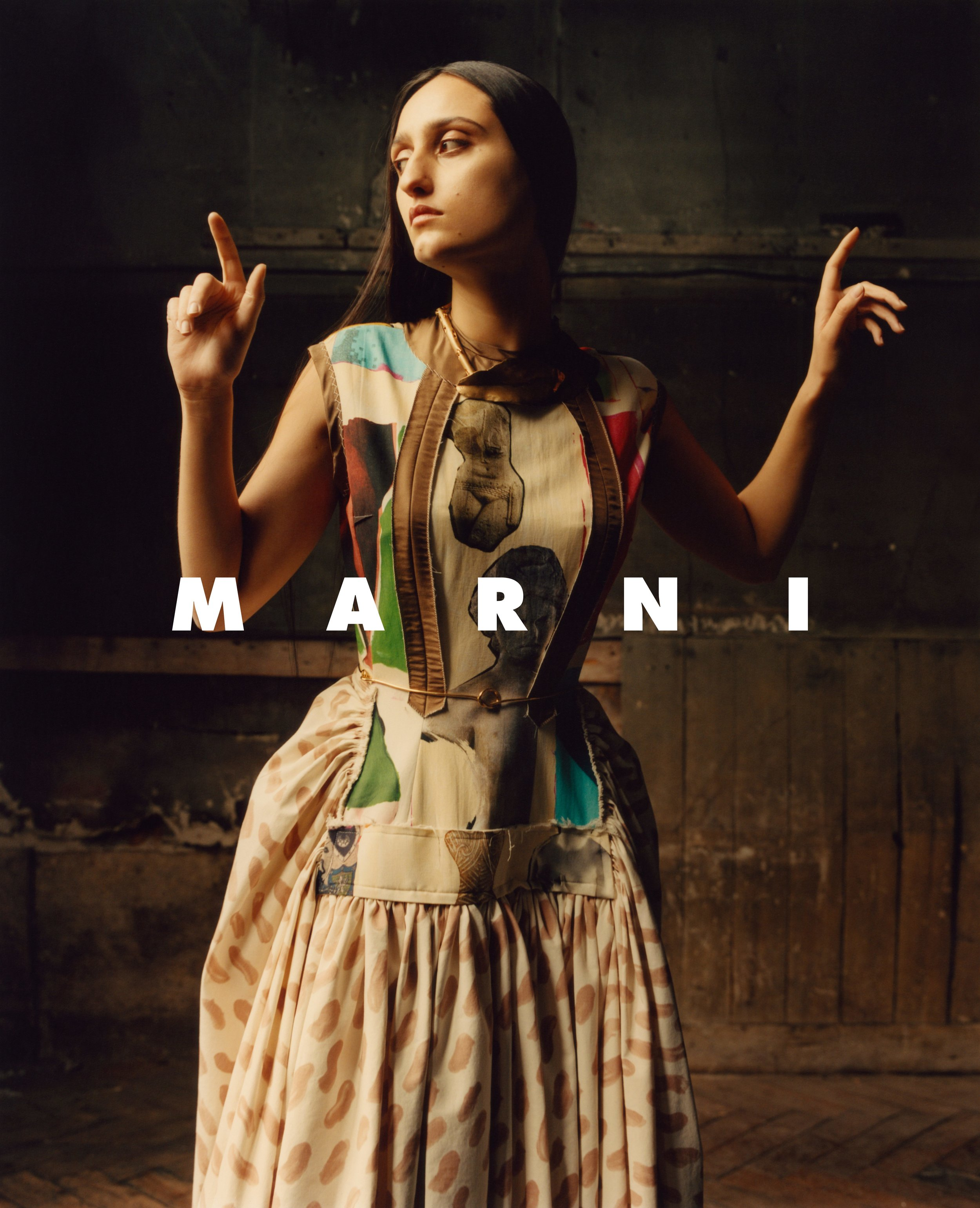 Marni SS19 by Johnny Dufort