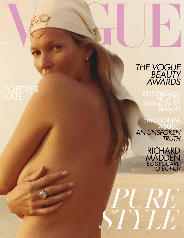 British Vogue x Jamie Hawkesworth